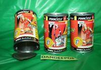 3 WNBA Basketball 1997 Tin Can With Cards Phoenix Mercury Pinnacle Inaugural