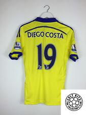 Chelsea DIEGO COSTA #19 14/15 Away Football Shirt (S) Soccer Jersey Adidas