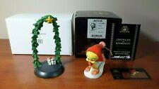 "Looney Tunes Spotlight / Goebel - Tweety Bird with Stand ""Snowbird"" - Signed"