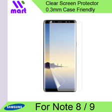 TPU Film Screen Protector For Samsung Galaxy Note 8 / Note 9