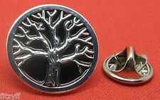 Tree of Life Lapel Hat Cap Tie Pin Badge Brooch Gift Souvenir