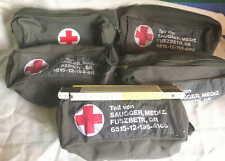Robuste BW SAN Tasche 1.Hilfe Notfall Medikamentenbeutel Ambulance Med Bag 1.Aid