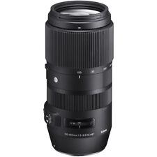 Sigma 100-400mm f/5-6.3 DG OS HSM Lens for Nikon Full Frame - 4 YEAR WARRANTY