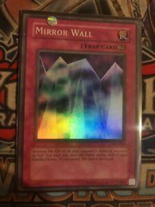 Mirror Wall PSV-016 Super Rare Mint Condition UNL Edition