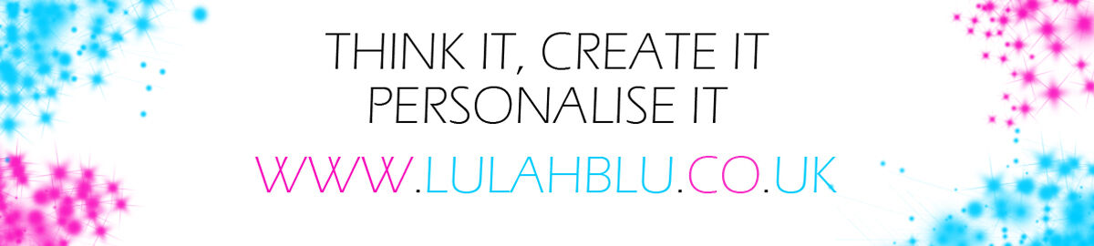 Lulah Blu Personalised Items