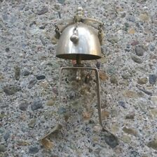 Antique Bracketed Bell Tower for Horse Drawn Sleigh Carriage or Wagon  - Bells