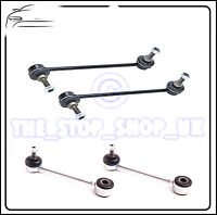 Volkswagen Caddy 04- Front & Rear Anti Roll Bar Drop Link Rods Bars