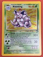 Nidoking 11/130 Holo - Near Mint NM - Base Set 2 - Pokemon - WOTC - Vintage
