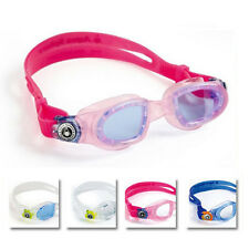 Aqua Sphere Moby Kids Youth Swimming Goggles Childrens Size Swim Goggles