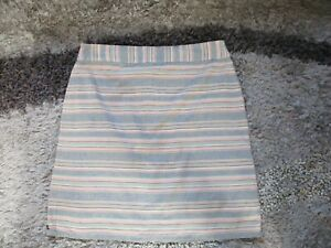 Womens Ladies Fat Face Skirt Size 16