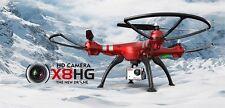 Drone camera SYMA X8HG quadricottero radiocomandato RC