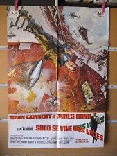A5265 SOLO SE VIVE DOS VECES JAMES BOND 007 SEAN CONNERY