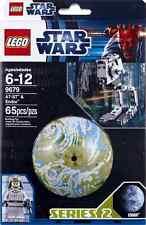 LEGO star wars 9679 at-st walker Driver Forest Moon of d'Endor planet boule