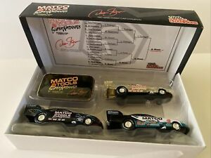 1997 Matco Tools Super Nationals Nitro Funny Cars Set 1/64 Scale Dean Skuza NEW