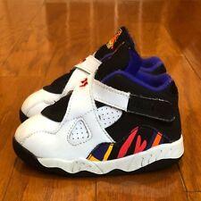 "Good Condition 2015 Air Jordan 8 Retro ""3 Peat"" sz 7c Toddler Infant"