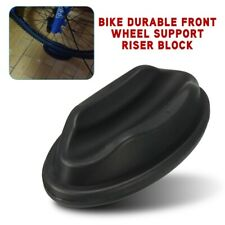Bicycle Bike Durable Front Wheel Support Riser Block for Indoor Cycling Trainer