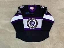 Reading Royals Game Worn Used Authentic ECHL Jersey Phantoms Royals Hershey 56