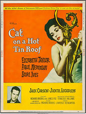 cat in a hot tin roof movie