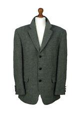 * Harris Tweed Cyrillus Blazer Jacket Melange size XL 44
