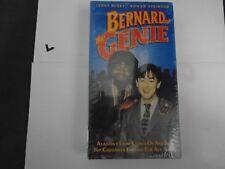 BERNARD AND THE GENIE VHS NEW - LENNY HENRY, ROWAN ATKINSON  086162576638