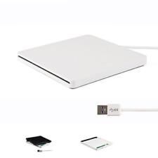 Super Slim USB External Slot DVD RW Enclosure USB 3.0 Case 9.5mm SATA Optical