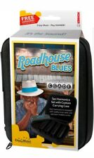 Hohner Roadhouse Blues 5 Harmonica Pack in Zippered Case Keys of G, A, C, D, E