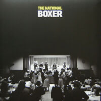 The National - Boxer - Yellow Vinyl LP & Download *NEW & SEALED*