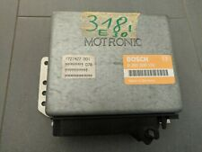 BMW 318i e30 m40 Dispositif de commande ECU Moteur taxe Appareil BOSCH 0261200157 automobile