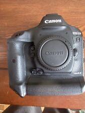 Canon EOS 1D X Mark II 20.2MP Digital SLR Camera - Black (Body Only)