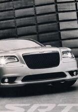 2012 Chrysler 300SRT SRT 300 2-page Original Advertisement Print Art Car Ad J897