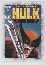 2012 Breakthrough Issues B-58 The Incredible Hulk Vol 1 #340 Non-Sports Card 0p3