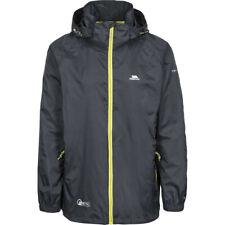 Trespass Mens Qikpac X Breathable Waterproof Packaway Jacket