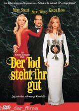 DER TOD STEHT IHR GUT (Meryl Streep, Bruce Willis, Goldie Hawn) NEU+OVP