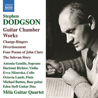 CLASSICAL V.A.-DODGSON: GUITAR CHAMBER WORKS-JAPAN CD C15