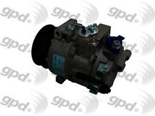 New A/C Compressor fits 2006-2008 Volkswagen Passat  GLOBAL PARTS