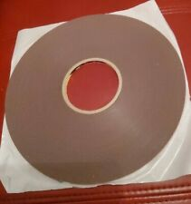 More details for 3m acrylic foam tape 4229p double sided high-performance tape 5mm x 33m