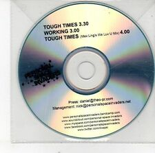 (EH81) Personal Space Invaders, Tough Times - DJ CD