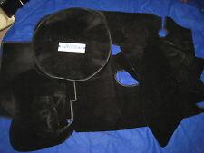 MG BRAND NEW BLACK MGB ROADSTER BOOT CARPET SET   ***
