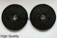2x GENUINE Hygena Diplomat Brandt Carbon Charcoal Cooker Hood Filter A5002
