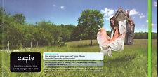 "RARE DIGIBOOK 14T CD/DVD ZAZIE ""7"" EDITION LIMITEE 2010 TBE"