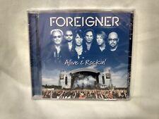 Foreigner Alive & Rockin' NEW 2012 Eagle Rock Entertainment               cd5364
