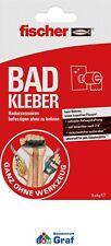fischer BAD KLEBER für Badaccessoires, befestigen ohne bohren, 2 x 4 g /#870976