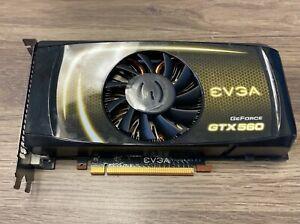 EVGA Nvidia GeForce GTX 560 SC 1GB DDR5 Video Card DVI HDMI PCI Express