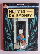 Tintin  -  Vol 714 pour Sydney en breton AN HERE  -   NEUF!