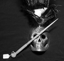Witch Halloween Costume ~ Illusion Ingot ~ Baton Magic Wand ~ Spiral Ball Handle