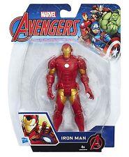 Marvel Avengers Iron Man 15.2cm Basic AKTION FIGUR NAGELNEU
