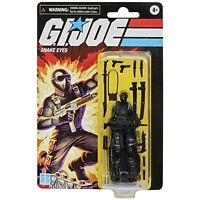 Hasbro G.I. Joe Retro Collection Snakes Eyes Action Figure New Free Delivery!