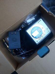 Sharp MD-MT15 Portable Mini Disk Recorder Brand new in box.