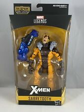"X-Men Marvel Legends Apocalypse Series Sabretooth Action Figure 6"""