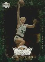 2000 Upper Deck Century Legends Players of the Century #P4 Larry Bird - NM-MT